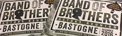 Band of Brothers Reunion - Bastogne, 2016