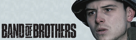 Shane Taylor is Doc Roe in Band of Brothers