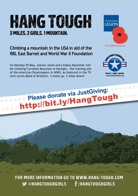 A climb to raise money for veterans' charities | engyles