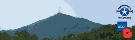 Currahee Mountain, Georgia